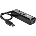 Tripp Lite U360-004-MINI 4-Port Portable USB 3.0 SuperSpeed Hub