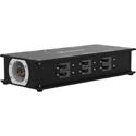 Theatrixx SB-536TB Electrical Distribution StageBox Input/Thru on L21-30 In/Outlet 6x20A 120V Circuit on 3x5-20 Duplex