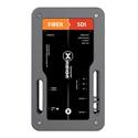 Theatrixx XVV-FIBER2SDI-S3 xVision Converter - Singlemode Fiber OpticalCON QUAD to SDI Receiver