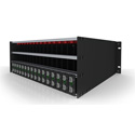 tvONE ONErack 1RK-5RU-KIT 5RU Kit Includes Chassis 6 Modules and a 250w Power Supply