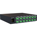 tvONE 1RK-SPDR-HALF-7 ONErack Spider Multi-Voltage Half Rack PSU with 7 Voltage Modules