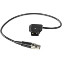 TVLogic D-TAP-S DTAP to Mini XLR Power Cable for VFM Monitor (Short - 17 Inch Nominal Length)