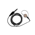 Telex 2234 Complete Earset with 1/4-Inch Straight Connector & Earmold