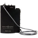 Telex PST-170 17-Channel Portable Transmitter with E.D.R. Feature