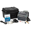 HellermannTyton TT230SM Thermal Transfer Printer Kit - 300 dpi - Black - 1/pkg