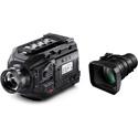 Blackmagic Design URSABROADCAST-LA16X8BRM-XB1A-KIT URSA Broadcast Camera with Fujinon LA16x8BRM-XB1A Lens Kit