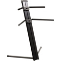 Ultimate Support AX-1 APEX Series Two-tier Portable Column Keyboard Stand