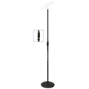 Ultimate Support MC-05B 34-64-Inch Straight Stand with 10-Inch Base - Black