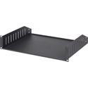 MCS US2 2RU Utility Rack Shelf 2 Space High