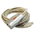 Photo of  16FT USB 2.0 or 1.0 Active Extension Repeater Cable A Male to A Female