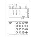 VAC 11-111-116 1x16 Composite Video DA