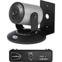Vaddio 999-6911-300 WideSHOT SE QMini Camera System - Fixed Network Camera - 3x Zoom - USB 2