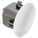 Vaddio 999-86650-000 EasyIP Ceiling Speaker with Dante Networked Audio - White