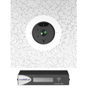 Vaddio 999-9968-200 DocCAM 20 HDBT Ceiling Mounted OneLINK HDMI System PTZ Camera - 20x Zoom