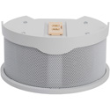 Vaddio 999-9995-003W Powered Conferencing Speaker for use with ConferenceSHOT AV Camera - White