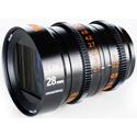 Vazen VAZEN-VZ2818ANA 28mm T/2.8 1.8x Anamorphic Lens for Micro Four Thirds Cameras