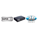 Vanco 280702 Splitter - HDMI - 1x2 w/Super IR