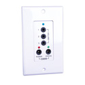 Vanco 280734 1-Zone 3-Source In-Wall Decor Style IR Kit