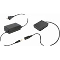 Vidpro AC-DRE12 AC Adapter/DC Coupler for Canon LP-E12 - Compatible with EOS M/EOS M2/EOS M10