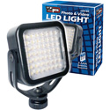 Vidpro Model LED-50 Photo and Video LED Light with Magnetic Yoke Mount