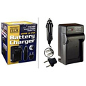 Vidpro PT-53 Premium Tech Battery Charger Compatible with ACD-452