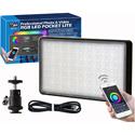 Vidpro RGB-152 Professional Photo and Video RGB Color LED Pocket Light