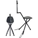 Vidpro SP-12 12 SeatPod Portable Folding Camera Mount with Integrated Chair