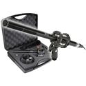 Vidpro XM-55 11 Inch Condenser Shotgun Microphone Kit w/ Case & Accessories