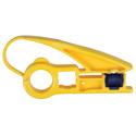 Klein Tools VDV110-802-SEN Radial Cartridge Stripper with RG6/59