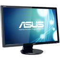 ASUS VE248H 24-Inch Full HD 1920x1080 Back-Lit LED Monitor - 2ms (GTG) D-Sub/DVI/HDMI - Built-in Speakers