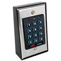Velleman HAA85BL Self-Contained Digital Access Control Keypad with Backlight