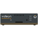 Videon VERSASTREAMER-4K HDMI H.264/H.265 4K Video Encoder with CEA-608/708 SMPTE 344-2 HD Closed Captioning Support