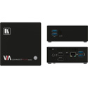 Kramer VIA-CONNECT-PLUS Simultaneous Wired and Wireless Presentation and Collaboration Solution