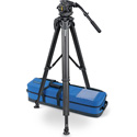 Vinten Vision 10AS FT MS - Vision 10AS (V4046-0001) Flowtech 100 MS Tripod (V4160-0003) & Soft Case (3358-3)
