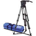 Vinten VB250-CP2M Vision 250 2 Telescopic Pan Bars 2-Stage Carbon Fiber Pozi-Loc Tripod Spread-Loc Mid-Level Spreader