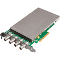 Datapath VISIONSC-SDI4 3G-SDI 4 Channel Video Capture Card - 1920x1080p 60fps Capture - PCIe Gen.3