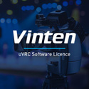 Vinten V4063-8004 Automation ICE/Fusion License - Adds Control of Vinten ICE and Fusion Robotics