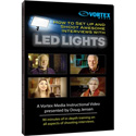 How to Set up and Shoot Awesome Interviews with LED Lights Instructional DVD