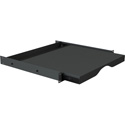 VMP ER-SS1U Rack Mounted Sliding Shelf - 1 Space