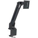 VMP LCD-2B Universal LCD Desk & Table Mount for 10 to 23-Inch Displays - Black