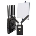 VidOvation Reacher 3000 Zero Latency HDMI & 3G-SDI Wireless Video System with V-Lock Plate - 3000 Foot High Gain Range