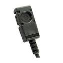 Voice Technologies VT500 Omni Miniature Lavalier Microphone w/ 3.5mm TRS for Sennheiser EW G2/G3 - Black