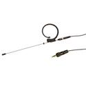 Voice Technologies VT901MKII Earhanger Microphone w/3.5 mm TRS for Senheiser EW G2/G3 - Black