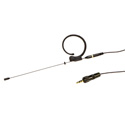 Voice Technologies VT901MKII Earhanger Microphone w/3.5 mm TRS for Sony UWP/WRT-805 - Black