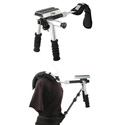 VariZoom DV Traveler Shoulder Support for DV Camcorders