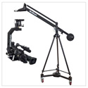 Varizoom VZ-QUICKJIB2KIT-100 Extended QuickJib - Dolly & Tripod & MC100 Control