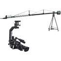 VariZoom VZ-SNAPCRANE16-100 Camera Crane Camera Jib and Remote Pan/Tilt Head