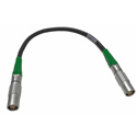 Varizoom VZCP-C12 Coupler for CP Head Control Cable (7pin green) - 100 Foot
