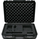Shure WA610 Hard Carrying Case for PG - PGX - BLX4 - BLX4R - SLX and ULX Wireless Systems