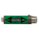 Ward-Beck IMP-1F In Line Impedance Transformer - XLR(F) to BNC